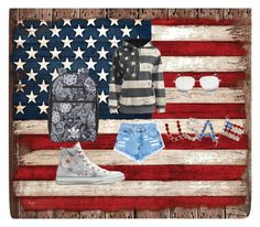 """usa"" by twenty-one-pilots-1 on Polyvore featuring mode, Converse, adidas Originals et Victoria Beckham"