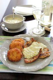 Ismét olyan ételt készítettem, amit a kedvenc éttermünk étlapja kínál vaslapos csirkemell néven. A Kutyafül rendelte a múltkor...