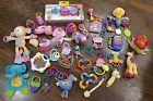 37 pc LOT of Baby Girl Toys Fisher Price Vtech Lamaze Sassy Bright Starts