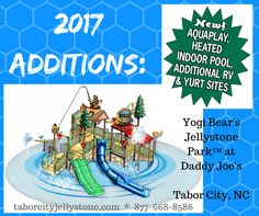 Home - Yogi Bear's Jellystone Park at Daddy Joe's Yogi Bear Jellystone Park, Daddy, Camping, Fun, City, Campsite, Campers, Rv Camping, Funny
