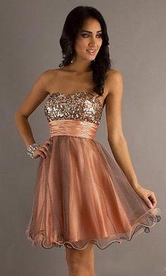 Homecoming Dress #Short Dress
