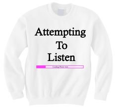 Attempting To Listen – Hipster Tops
