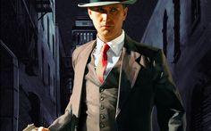 LA Noire, Rockstar Games, adventure Games