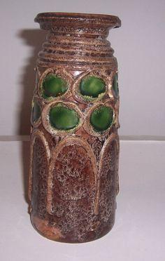 DDR Strehla Keramik Vase um 1970 Lava ! Lava, Keramik Vase, Ebay, Home Decor, Interior Design, Home Interior Design, Home Decoration, Decoration Home, Interior Decorating