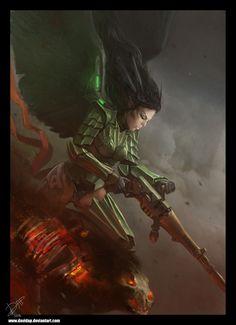 Scourge (WH 40000),Dark Eldar,Warhammer 40000,warhammer40000, warhammer40k, warhammer 40k, ваха, сорокотысячник,фэндомы