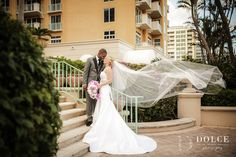 Liz and Lex Events | Dolce Photography | Ritz Key Biscayne | Miami Wedding