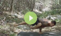 A Yoga Demo Video That Goes 'Beyond Balance'