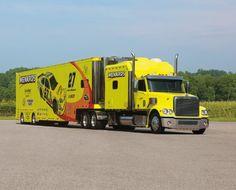 Gas n go Nascar Trucks, Big Rig Trucks, Tow Truck, Semi Trucks, Cool Trucks, Custom Big Rigs, Custom Trucks, Police Cars, Race Cars