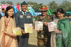 Air force school Jammu celebrated its annual sports day