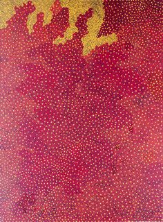 Josie Petrick KEMARRE _Bush Tomato country #aboriginal #aborigene #contemporain