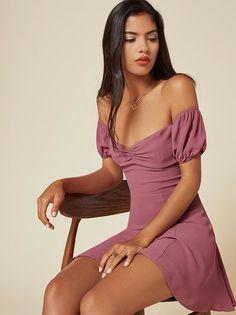 The Kaia Dress https://www.thereformation.com/products/kaia-dress-cerise?utm_source=pinterest&utm_medium=organic&utm_campaign=PinterestOwnedPins