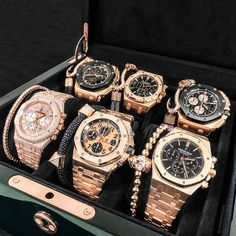 Six in the Mix Rate these watches & their bracelets below - 1 to 10
