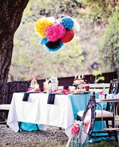 tons of alice in wonderland party ideas, resources, freebies and more!
