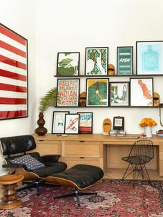 A Laid-Back California House Full of Cool Ideas | Interior Design Styles and Color Schemes for Home Decorating | HGTV