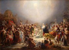 """tela """"A Adoração dos Magos"""", do pintor Domingos Sequeira, - Pesquisa Google"""