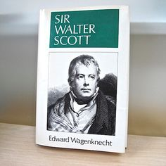 Sir Walter Scott Biography 1991 Signed by by ProsperosBookshelf https://www.etsy.com/listing/129404445