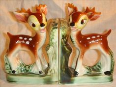 deer bookends.  WANT!