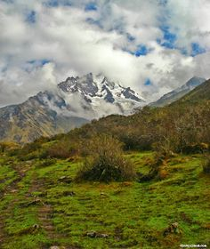 Chasqui Mom: Three Days in One: Salkantay to Andenes Camp