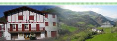 Village d'Arneguy - Pays Basque  Route Valcarlos