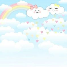 Cloud Party, Unicorn Farts, Baby Frame, Unicorns And Mermaids, Album Design, Felt Flowers, Birthday Decorations, Birthday Invitations, Invites