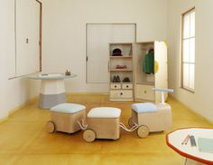 Child safety furniture