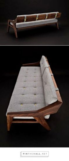 """Jory Brigham Introduces His New """"Emerson"""" Sofa 