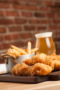 Rainbow Trout Fish & Chips | The Depot Craft Brewery & Distillery - Reno, NV
