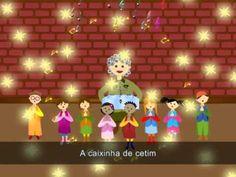 Caixinha de Sonhos - Festa de Natal - A Caixa de Música - YouTube