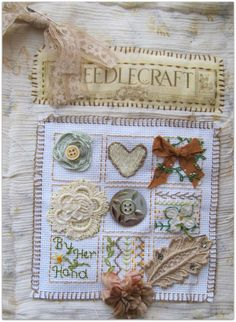 Sandra's page by Beth