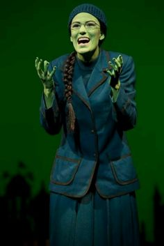 Alyssa Fox is the Standby for the production in my town right now. Haven't heard about her going on here yet but we have another week=) -Not that the first Elphaba isn't fantastic, because she is!