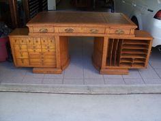 Wooten Desk