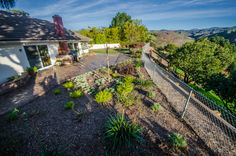 Gorgeous views in the hills above Ventura. By Scarlett's Landscape, Inc. http://scarlettslandscaping.com/