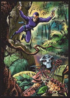 Phantom vs Predator