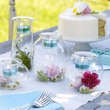 DIY Centerpieces for your wedding
