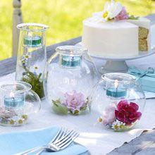 DIY Centerpieces for your wedding