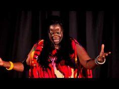 The story that inspires the spirit | Saundra Gilliard | TEDxFreeLibraryofPhiladelphia - YouTube