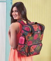 Back to School: Oversized Insulated Cooler Backpacks #bts #backtoschool