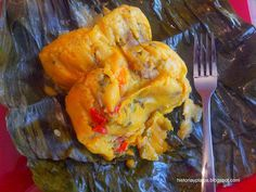 Tamales, Colombian Cuisine, Colombian Recipes, Colombian Breakfast, Recipes Using Bananas, Kitchen Recipes, Cooking Recipes, Latin Food, Recipe Using