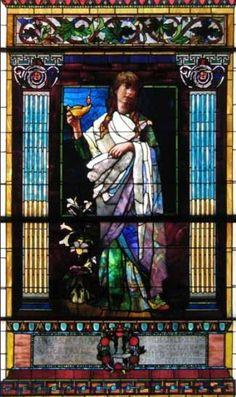 John La Farge Stained Glass