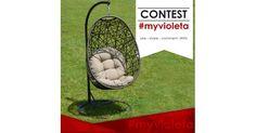 Ο πιο hot διαγωνισμός του Ιουλίου κάνει δώρο σε έναν τυχερό την κρεμαστή κούνια κήπου Violeta, της φωτογραφίας! Θέλεις να την κερδίσεις;   Κάνε α) Like στο page Pakketo αν δεν έχεις κάνει, β) share το post του διαγωνισμού και γ) comment με hashtag το#myvioleta [Ο διαγωνισμός ολοκληρώνεται 30-07-201
