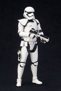 ARTFX+ - Star Wars The Force Awakens  First Order Stormtrooper Single Pack  1 10 463563458a5c