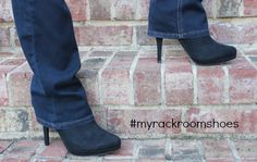 Getting my boot on {women/girl fashion boots from Rack Room}