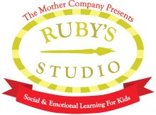 Ruby's Studio DVDs - teaching kids about feelings and friendship in a thoughtful and fun way.
