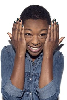 For everyone who's crushing on Poussey this season on <i>Orange Is the New Black</i>.