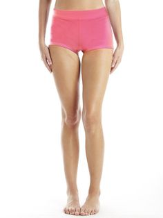 boyshorts in poppy #reyswimwear #boyshorts #modestswimsuit