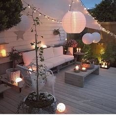 Outdoor Lighting for Patio . Outdoor Lighting for Patio . 99 Best Apartment Patio Images In 2020 Backyard Patio, Backyard Landscaping, Backyard Ideas, Cozy Patio, Backyard Shade, Backyard Seating, Balcony Ideas, Garden Ideas Ikea, Cosy Garden Ideas
