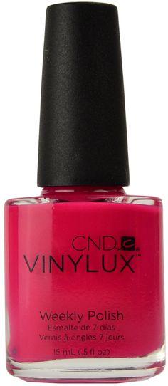 CND Vinylux Pink Leggings (Week Long Wear), Free Shipping at Nail Polish Canada