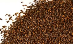 Chicory Root Roasted Granules 16 ounces Cichorium Intybus Caffeine-Free Coffee Kosher Probiotic Liver Health Digestion Regulate Blood Sugar by BioGlowBotanicals Exercise To Reduce Waist, Reduce Thigh Fat, Lower Back Fat Exercises, Healthy Food Habits, Coffee Health, Armpit Fat, Chicory Root, Fitness Workout For Women, Fat To Fit