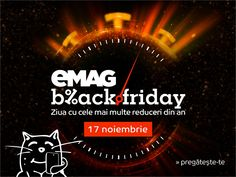Black Friday Is Coming! Ghid scurt si concret de cumparaturi la eMAG. #bf #blackfriday #emag