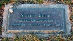 "Scott Joplin - Composer. Known as the ""King of Ragtime,"" he is best remembered for his tune, ""The Entertainer"", which was used in the movie ""The Sting"" (1973), for which it won an Oscar for Best Film Scoring. His opera ""Treemonisha""(written in 1907), won a Pulitzer Prize in 1976 when it was brought to Broadway."